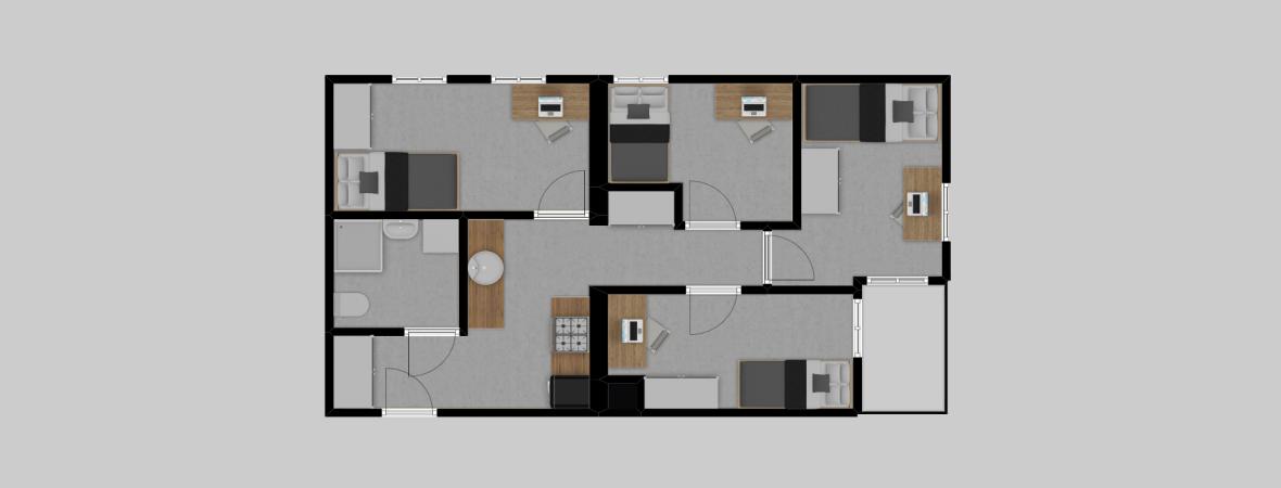 Grota Roweckiego 11 · Dębniki · 50,8 m² · 4 pokoje · 469.000 zł · Więcej »