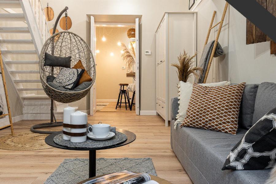Bonerowska 4 · Stare Miasto · 51,3 m² · 2 pokoje + antresola · 725.560 zł · Więcej »
