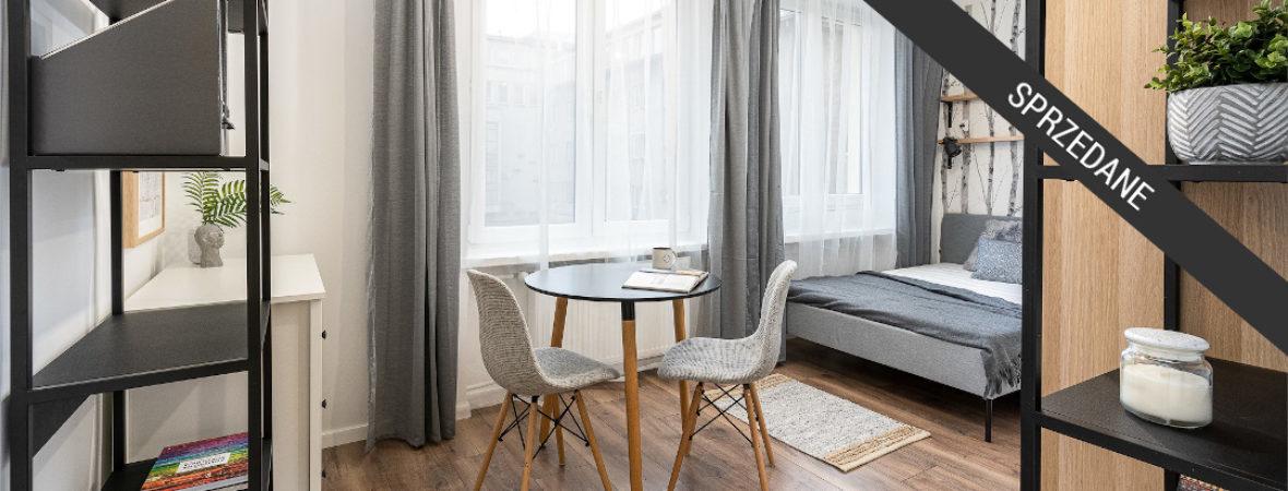 Mogilska 52 · Grzegórzki · 50,86 m² · 3 pokoje · 598.240 zł · Więcej »