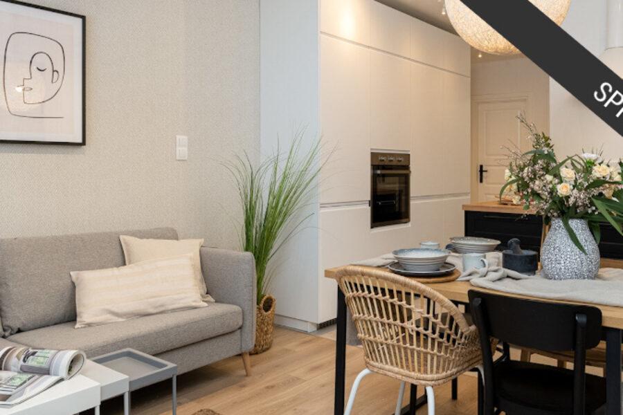 Bronowicka 52 · Bronowice · 49,5 m² · 3 pokoje · 584.150 zł · Więcej »